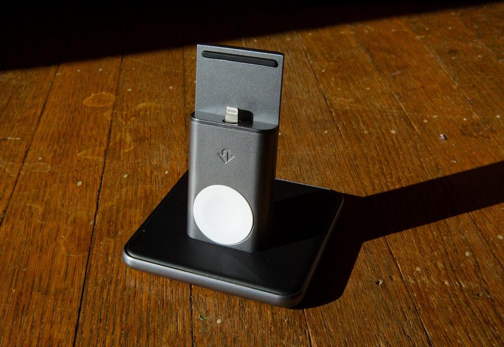 Twelve South HiRise Duet iPhone Apple Watch charging dock