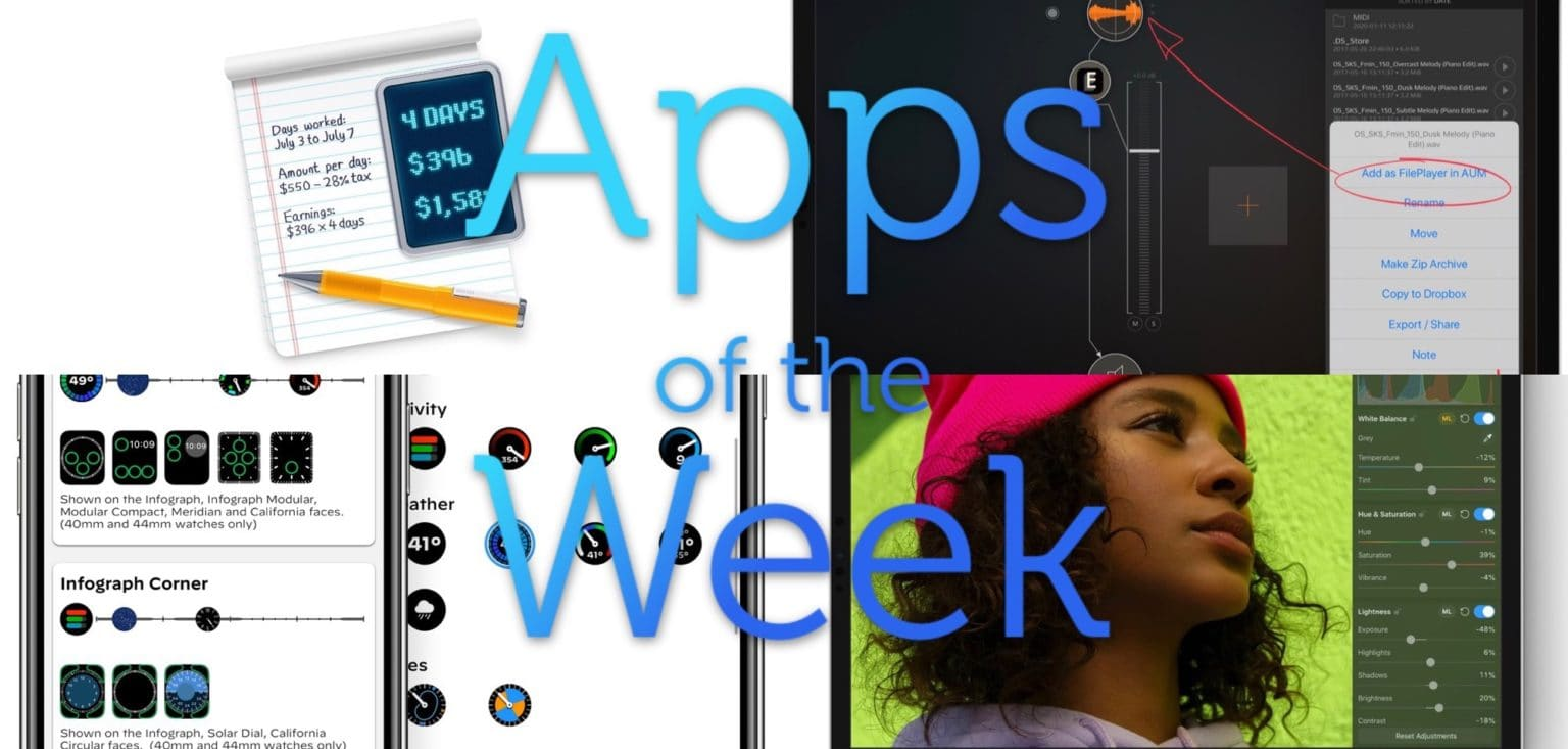 app roundup graphic