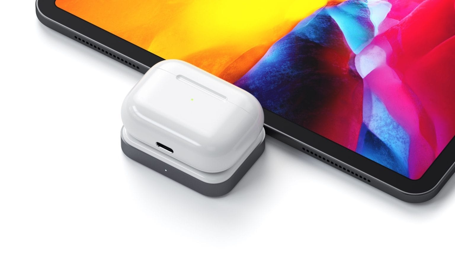 Satechi USB-C Wireless Charging Dock for Apple AirPods Pro