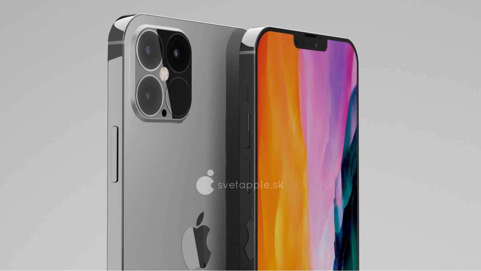 This iPhone 12 concept reflects all the latest rumors.