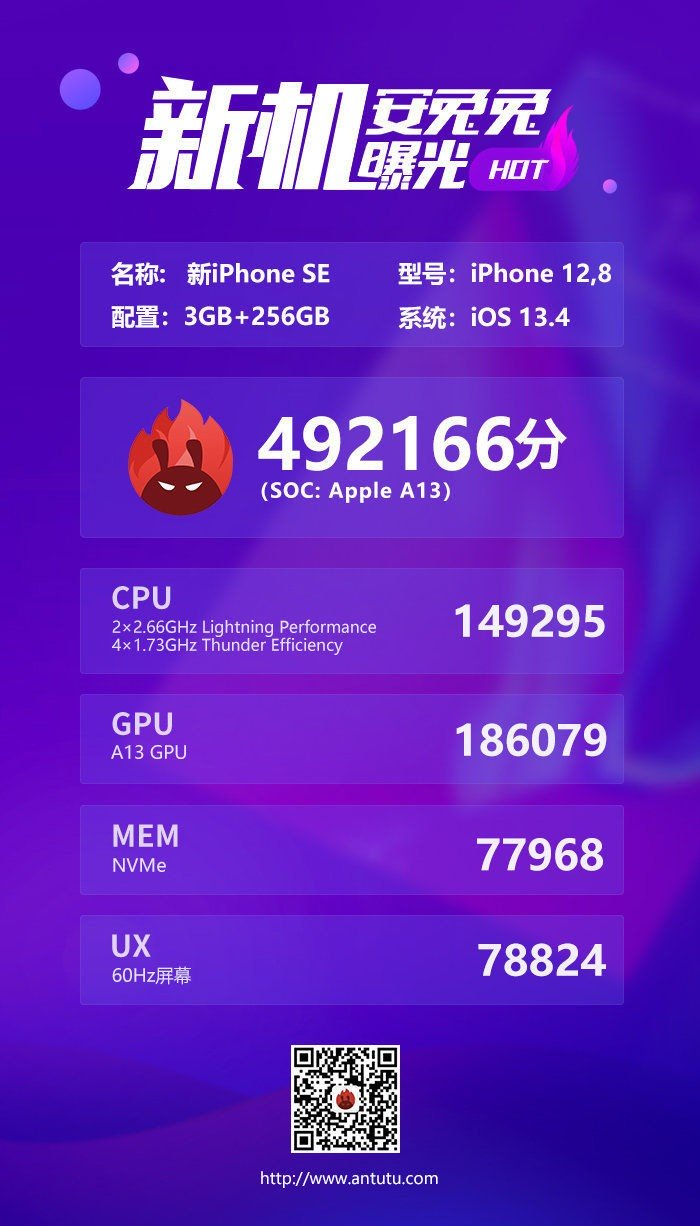 iPhone-SE-benchmark
