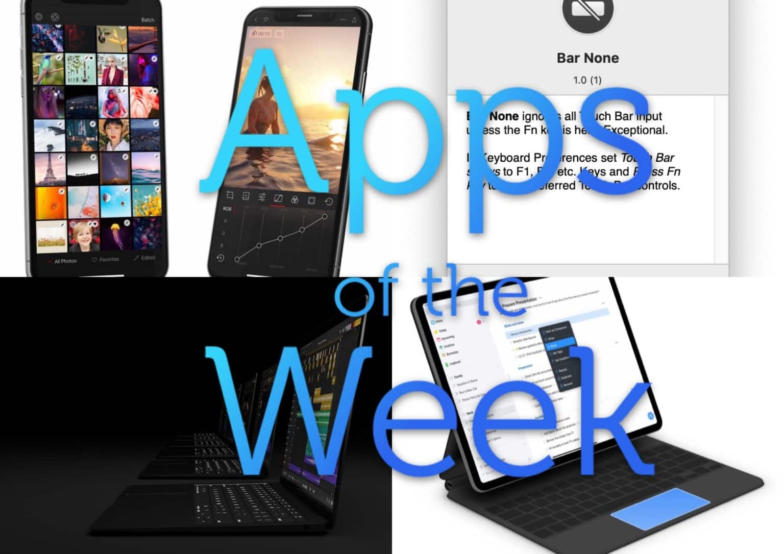 app roundup