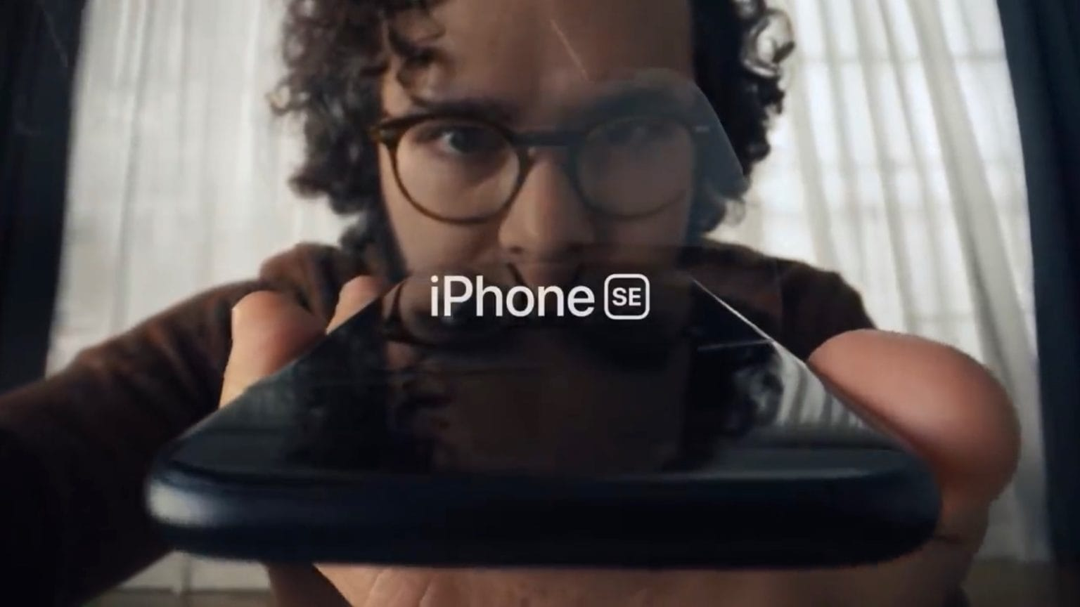 "Apple ""The Opening"" online ad for 2020 iPhone SE"