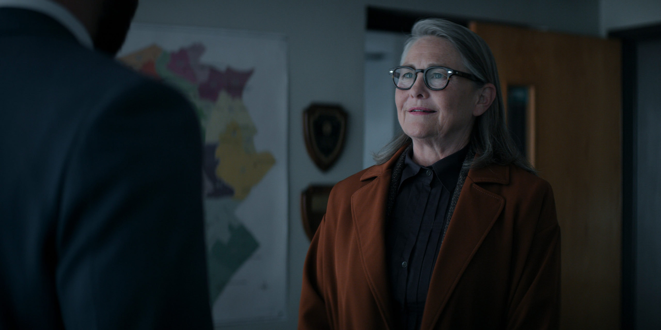 Defending Jacob review: Cherry Jones does typically brilliant work as a sly attorney