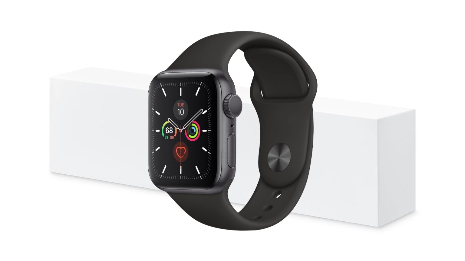 Refurbished Apple Watch Series 5 units are available now
