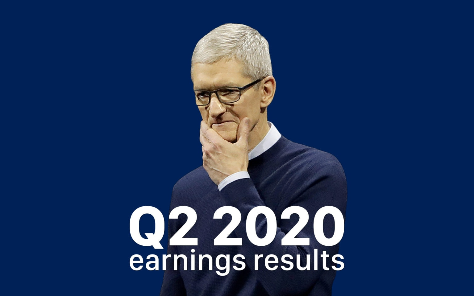 Tim Cook Apple 2020 Q2 earnings results: Even during a pandemic, Apple is a money machine.