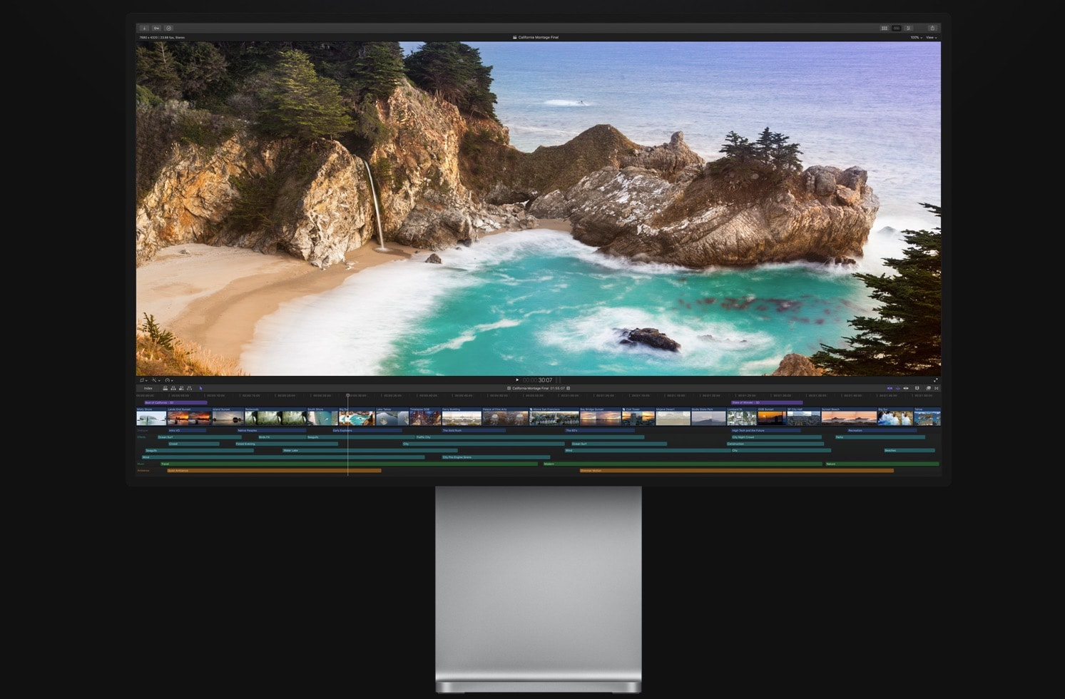 Final Cut Pro free trial: Get the video editor that is good enough for Hollywood.
