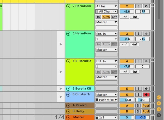 Ableton Live vs. GarageBand: Ins and outs.