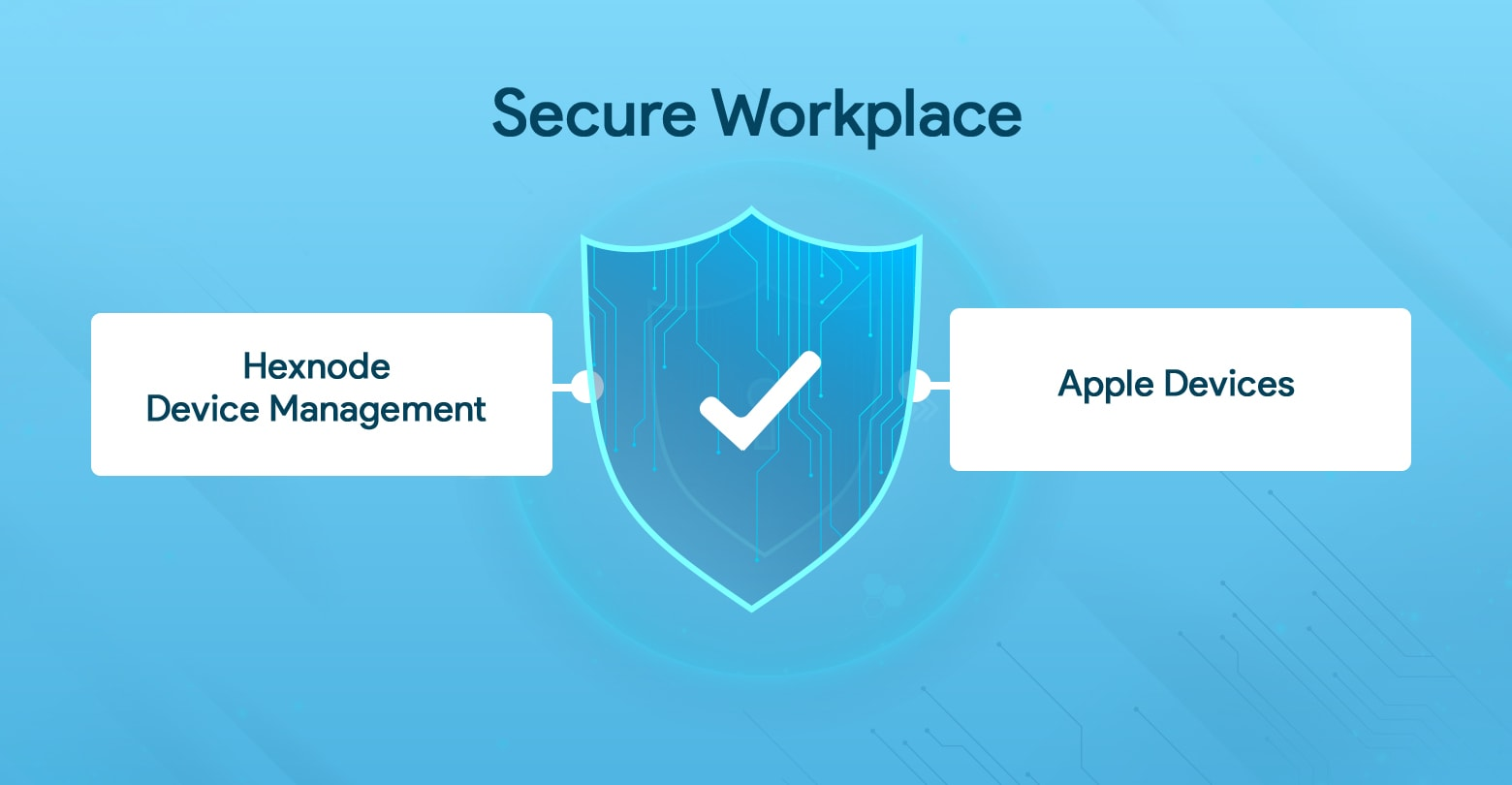 Keep your workplace secure from threats with an easy-to-use centralized MDM platform.