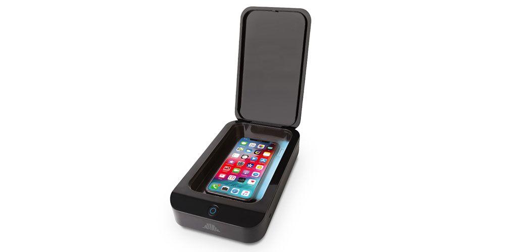 UV Shield Portable Smart Phone Sanitizer