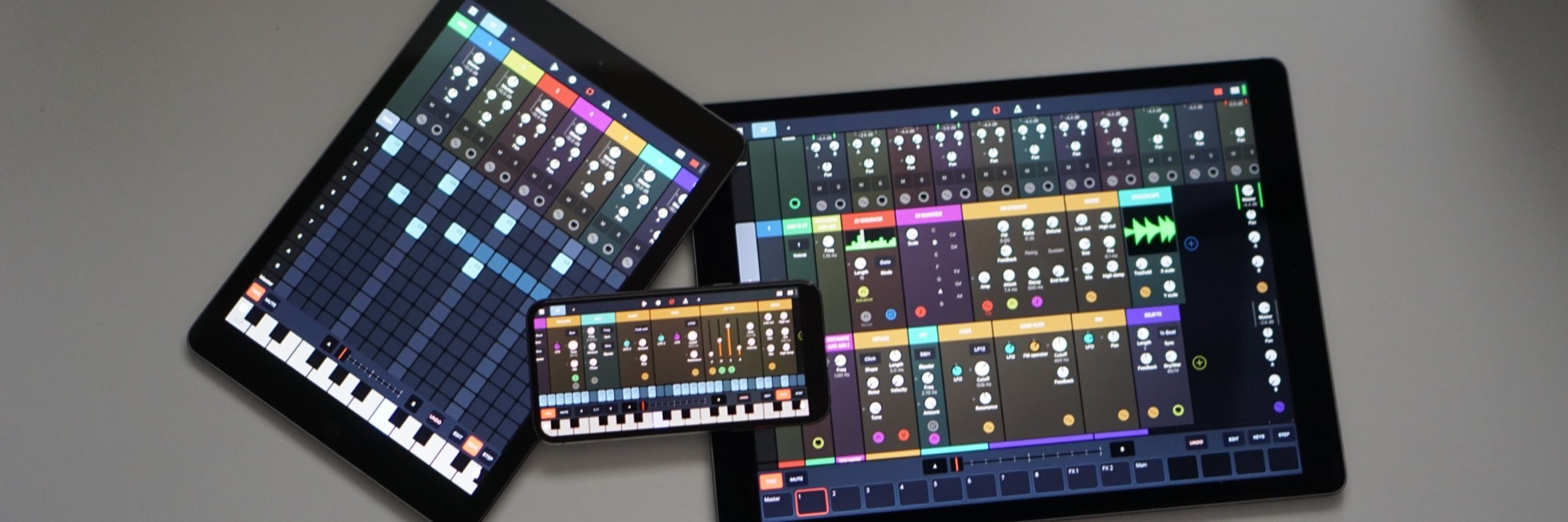BeepStreet Drambo on iPad and iPhone