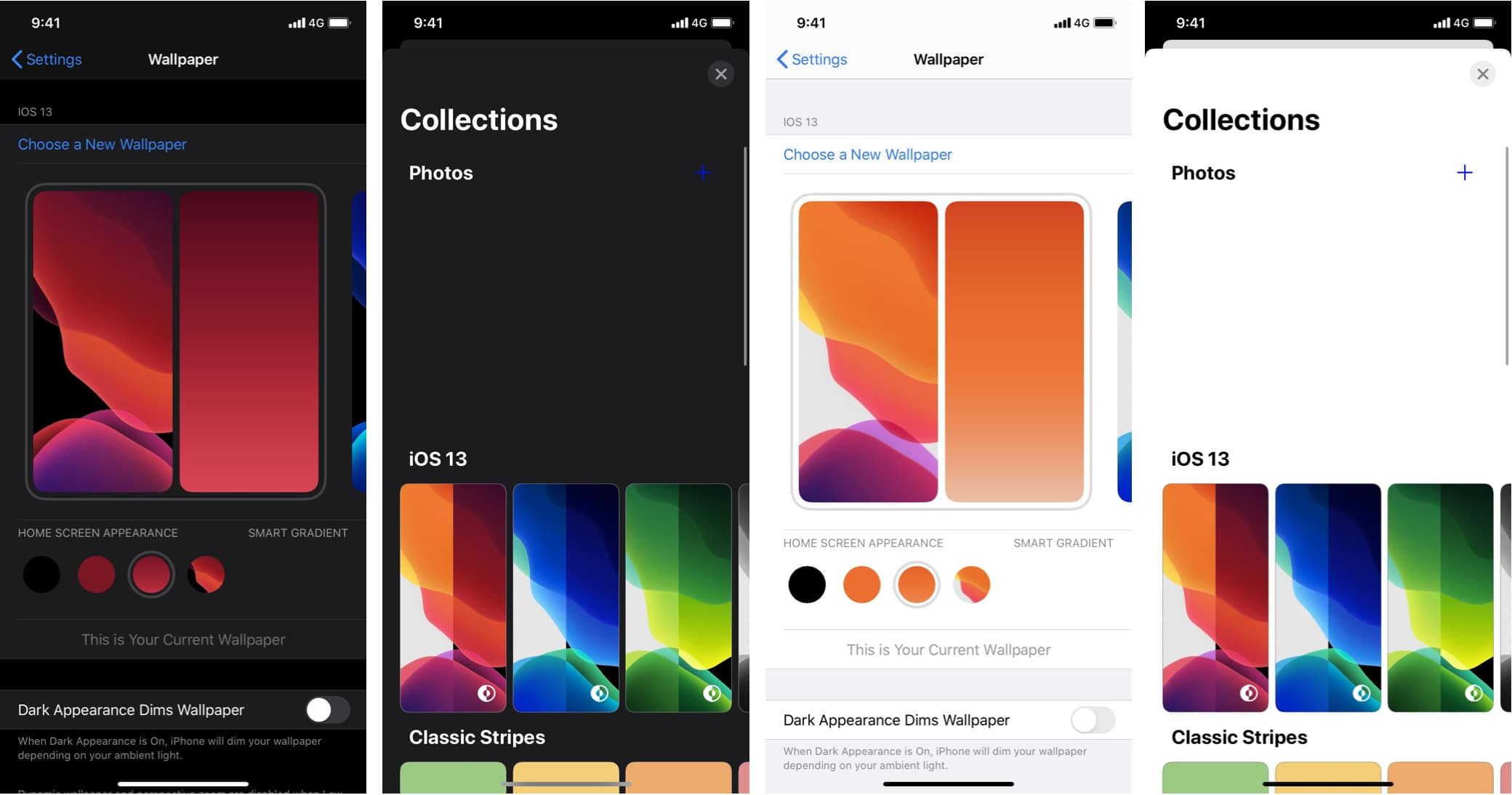 Ios 14 Could Bring New Wallpaper Settings Home Screen Widgets