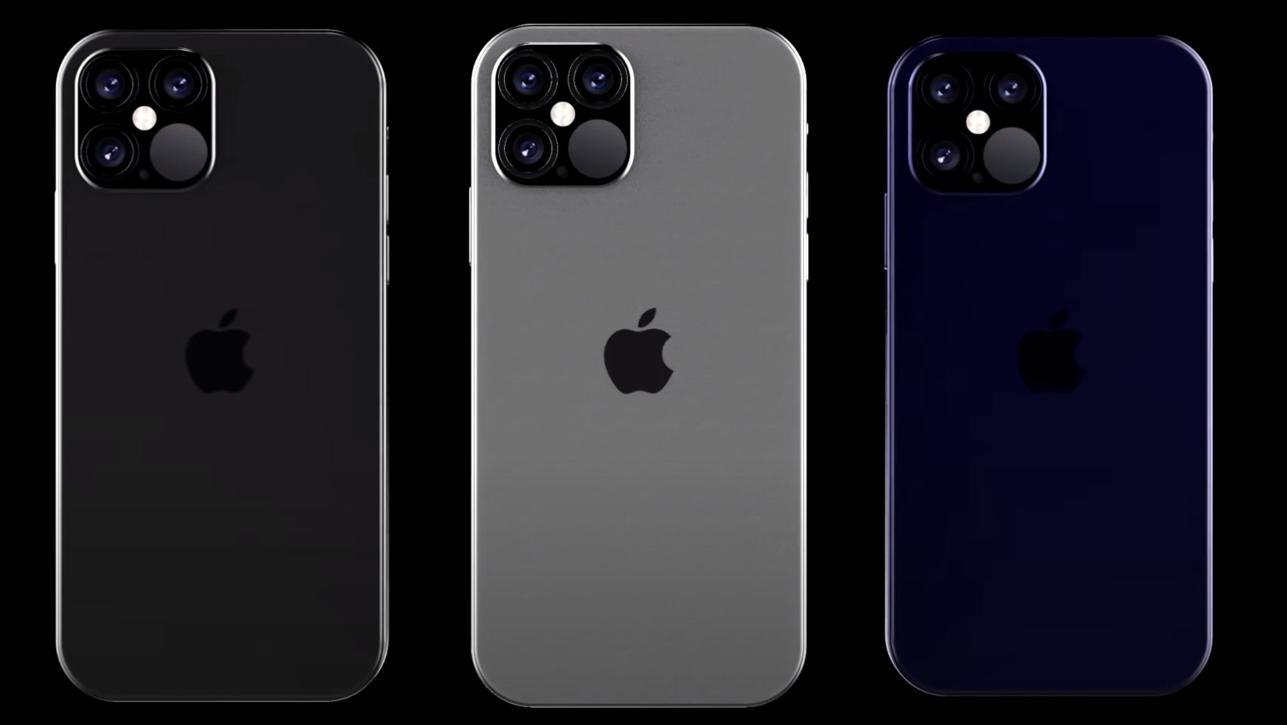 Sleek iPhone 12 Pro concept brings new industrial body to ...