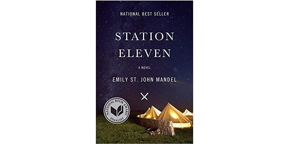 Station Eleven is 0ne of the best post-apocalyptic novels ever
