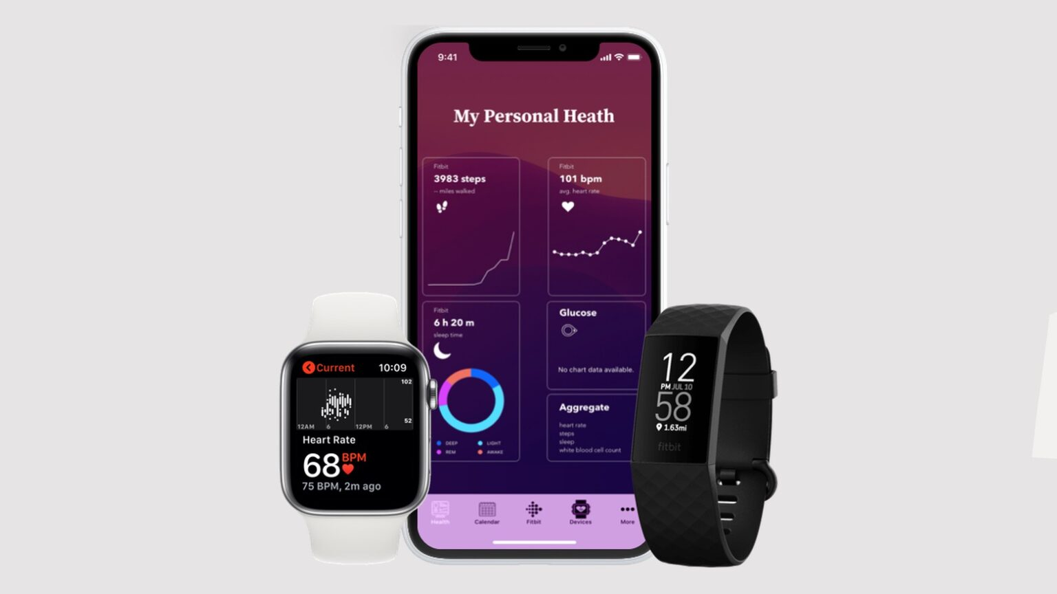Stanford COVID-19 Wearables Study is open to Apple Watch and Fitbit wearers.