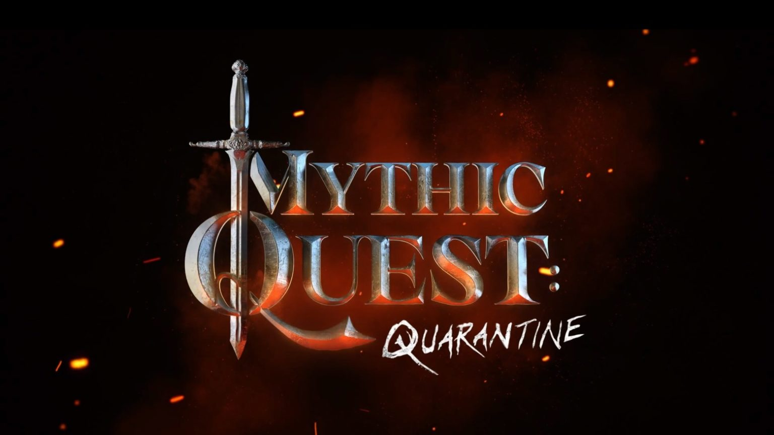 "Mythic Quest: Quarantine"" is coming to Apple TV+."