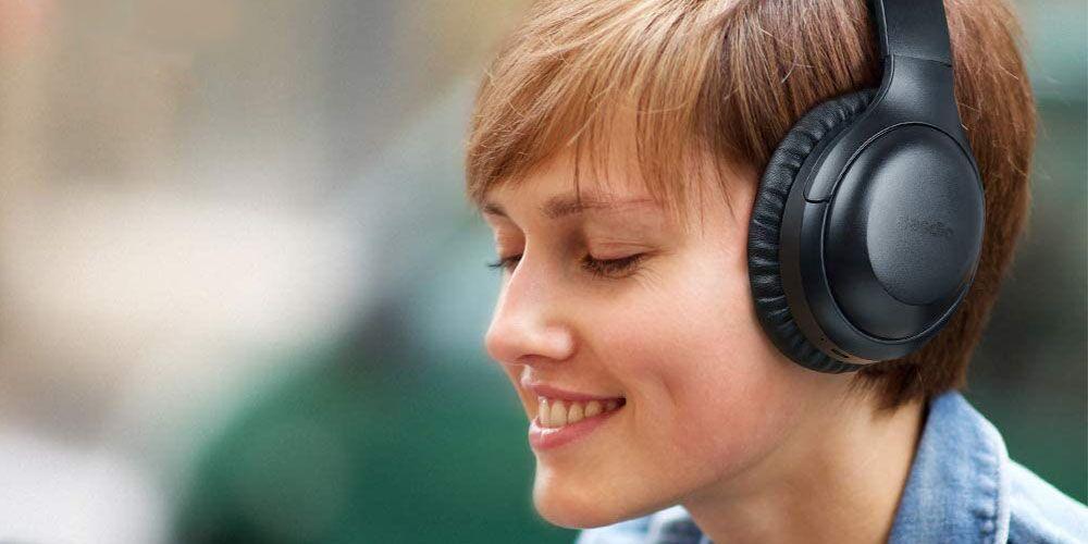BesDio Noise-Cancelling Bluetooth Headphones