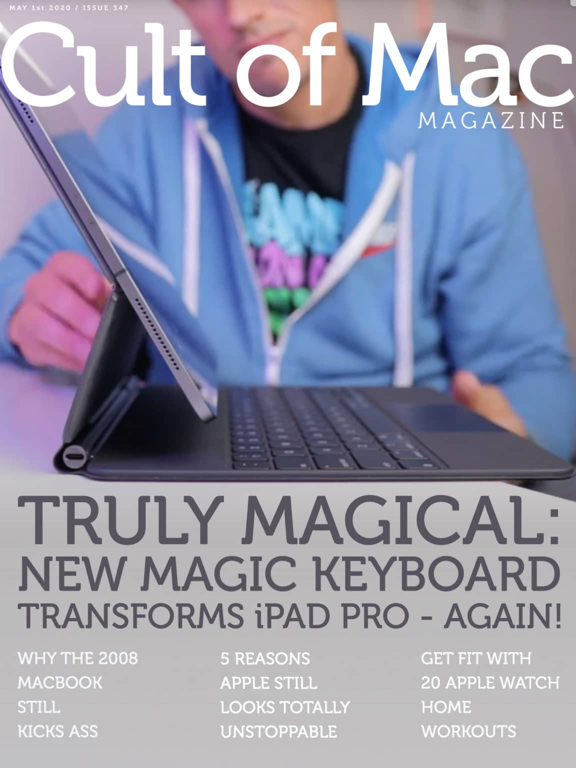 Magic Keyboard review: Truly magical iPad Pro accessory!