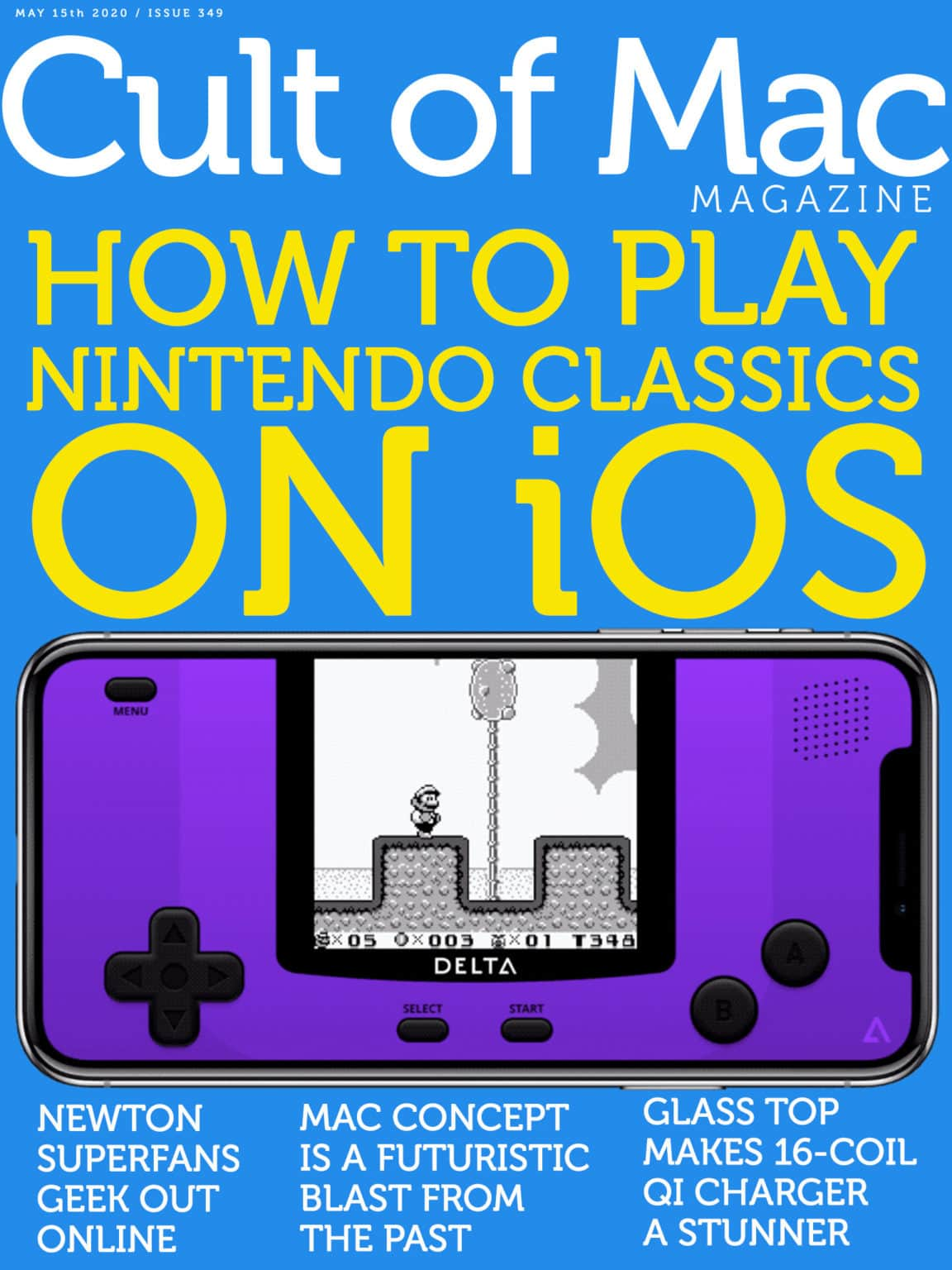 Get your game on! Find out how to play classic Nintendo games on iOS devices.