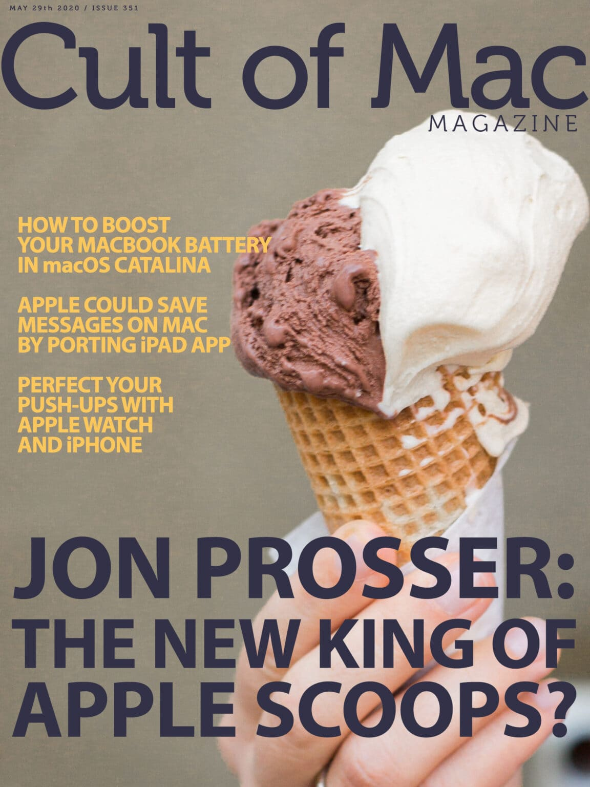Jon Prosser: The new king of Apple scoops?