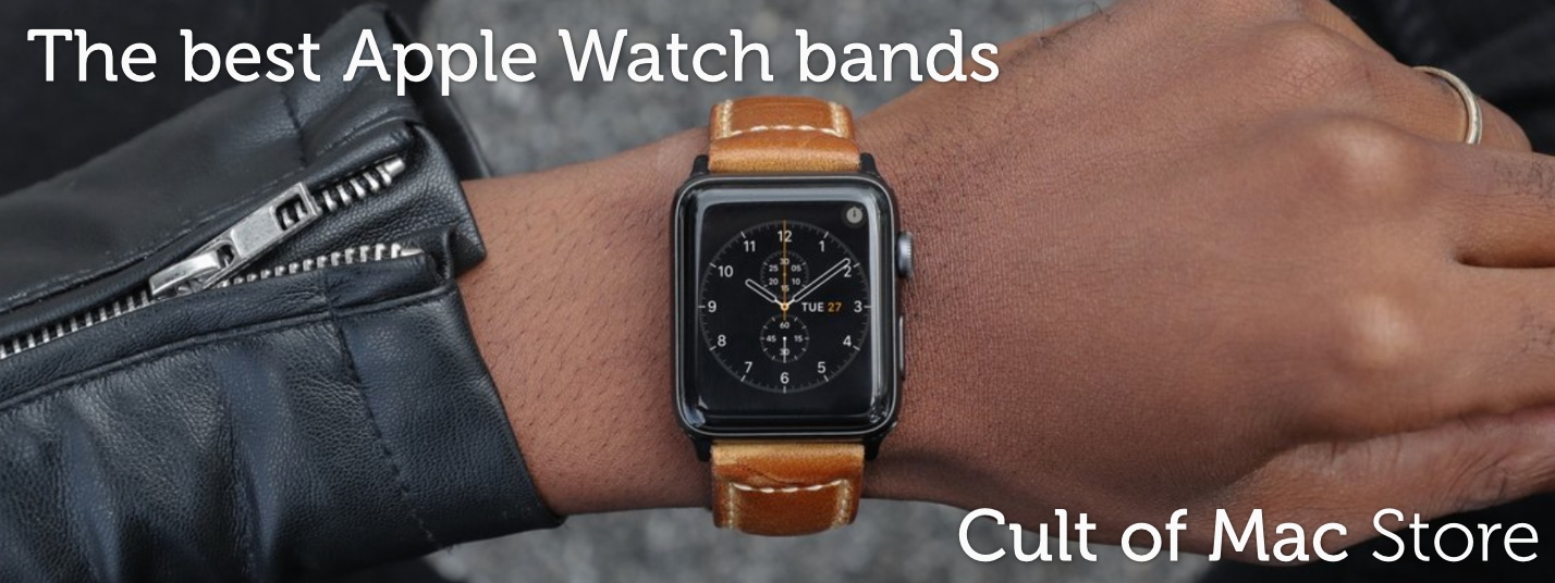 See the best Apple Watch bands at the Cult of Mac Store
