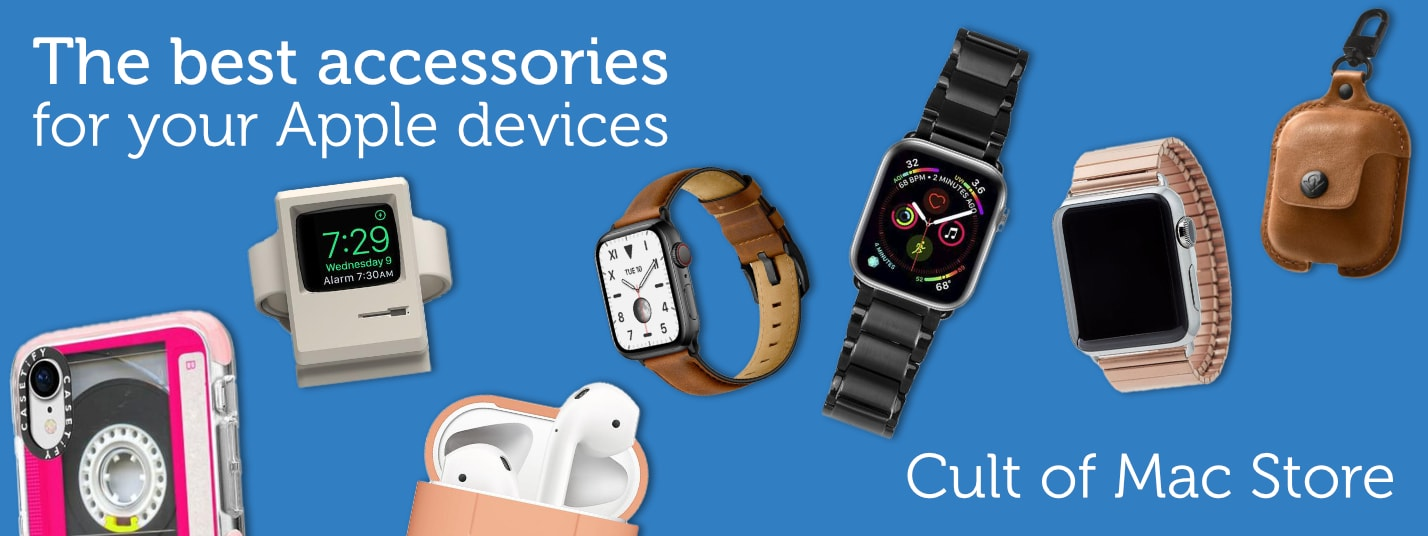 See the best accessories for your Apple devices at the Cult of Mac Store