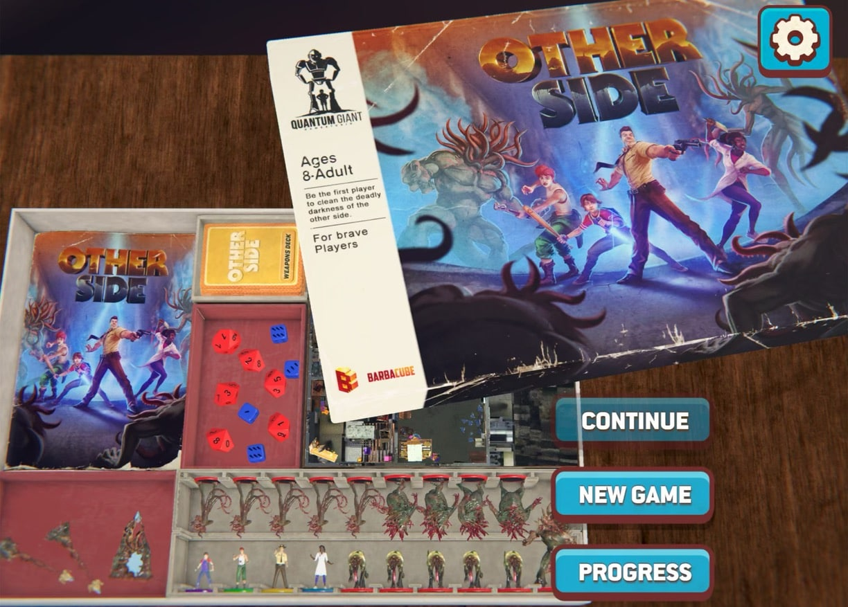 "Apple Arcade's ""The Otherside"" blends video games with board games."
