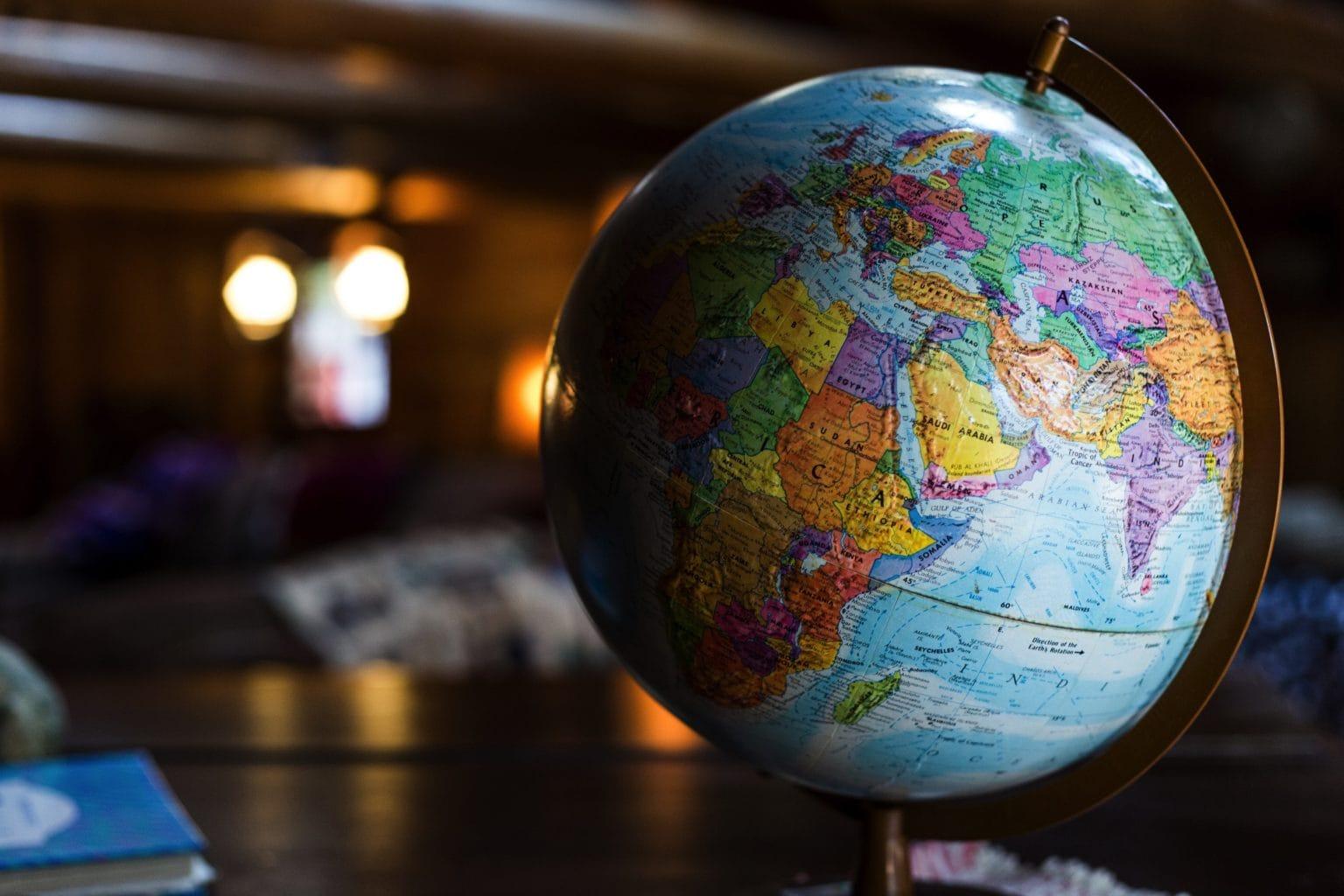Globe Unsplash 1