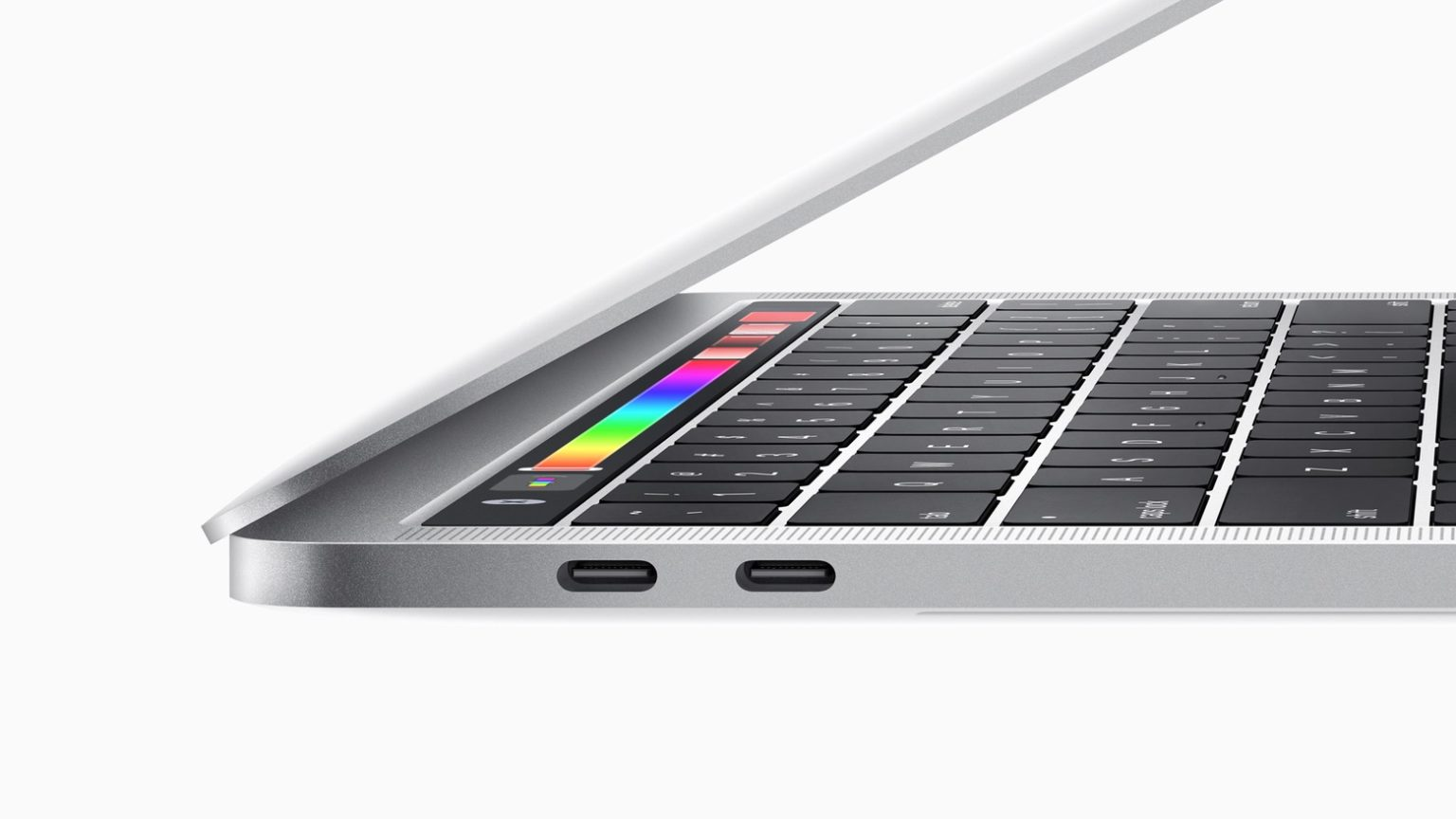 MacBook Thunderbolt 3 ports