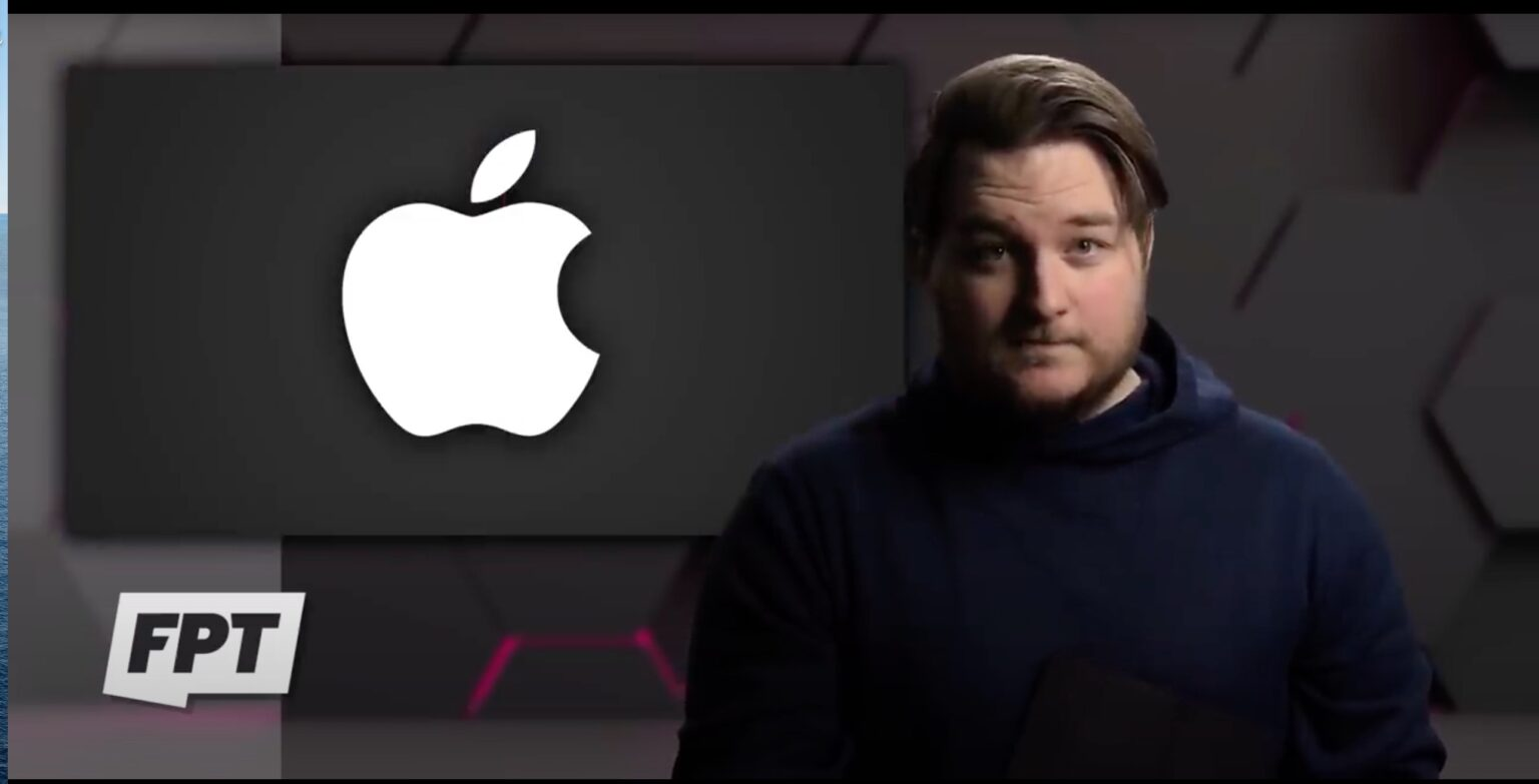 Jon Prosser, the up-and-coming Apple reporter.