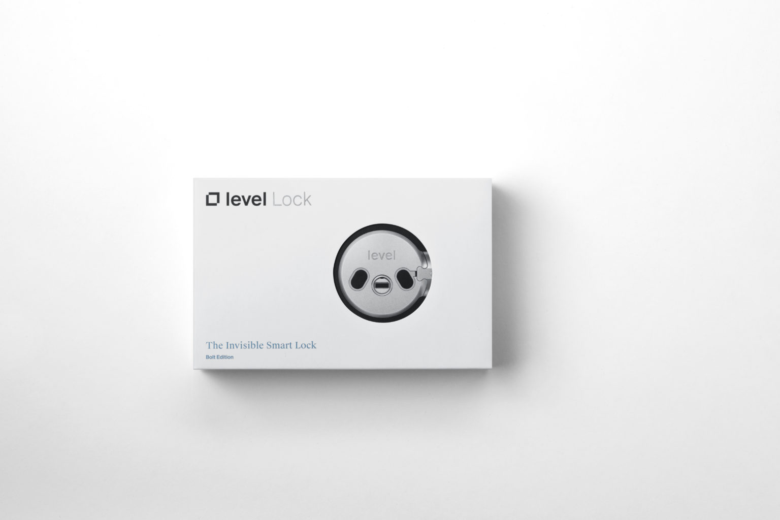 A new invisible HomeKit lock called Level Lock works with your existing deadbolt.