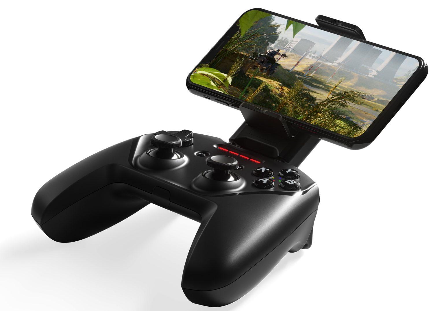 Nimbus+ Wireless Gamepad Controller