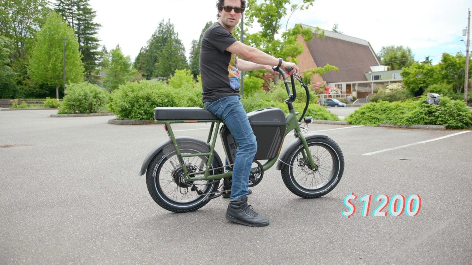 RadRunner e-bike