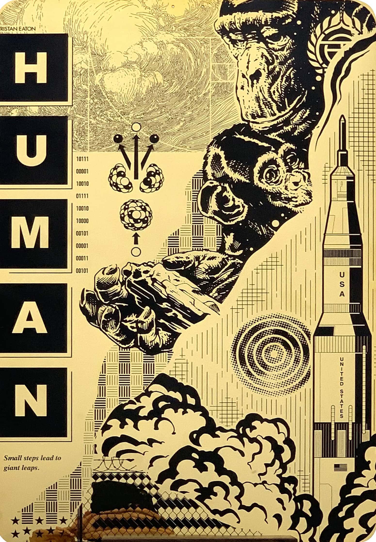 Human Kind by Tristan Eaton