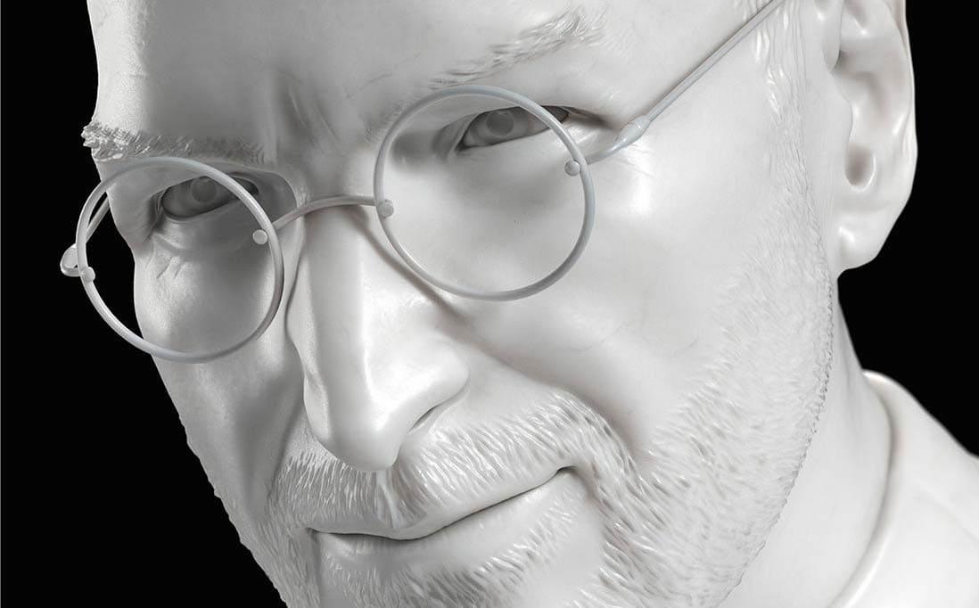 Steve Jobs AR Glasses