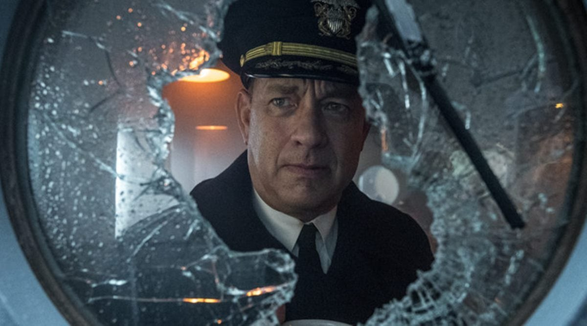 Tom Hanks' World War II movie Greyhound will debut on Apple TV+.
