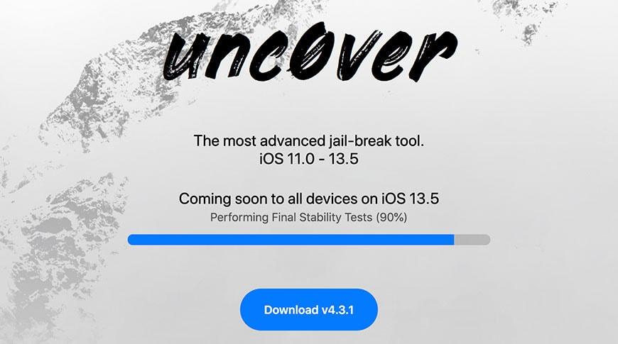 iOS 13.5 jailbreak 1