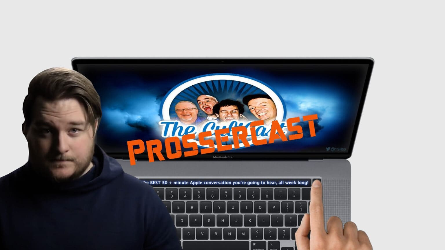 We talk Apple leaks with Apple leaker Jon Prosser on The CultCast.
