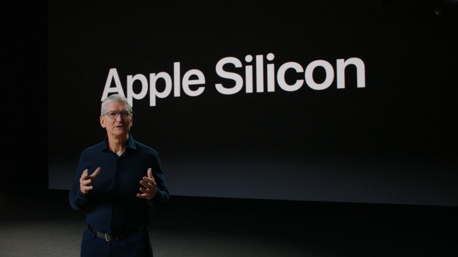 Apple silicon will power future Mac desktops and laptops