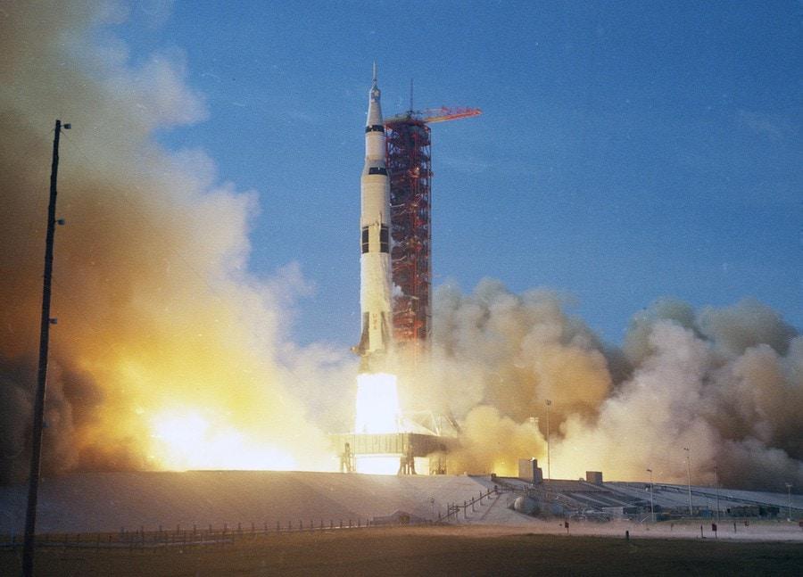 Apollo 11 wallpaper