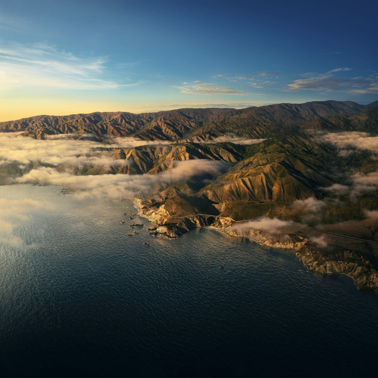 MacOS 11 Big Sur Wallpaper