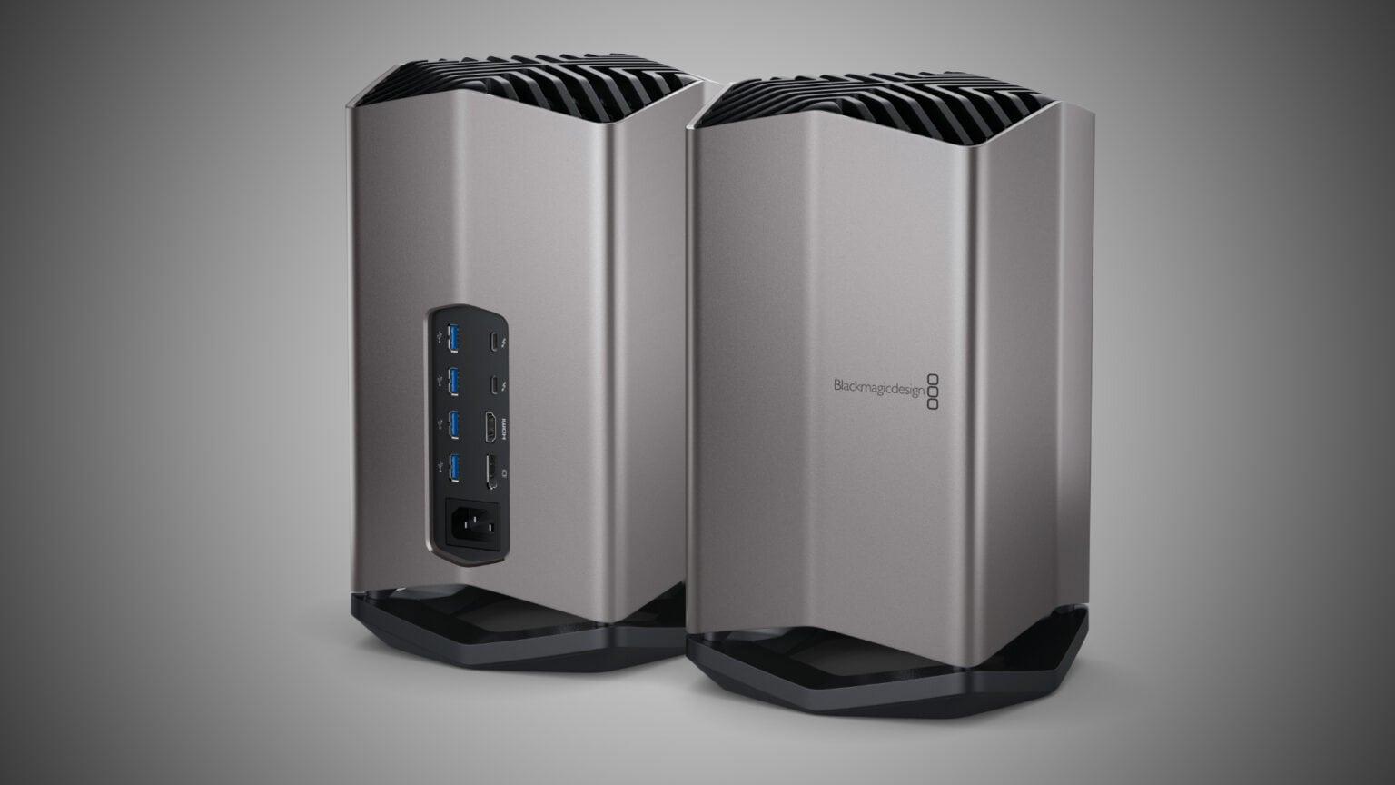 Blackmagic eGPU Pro for Mac