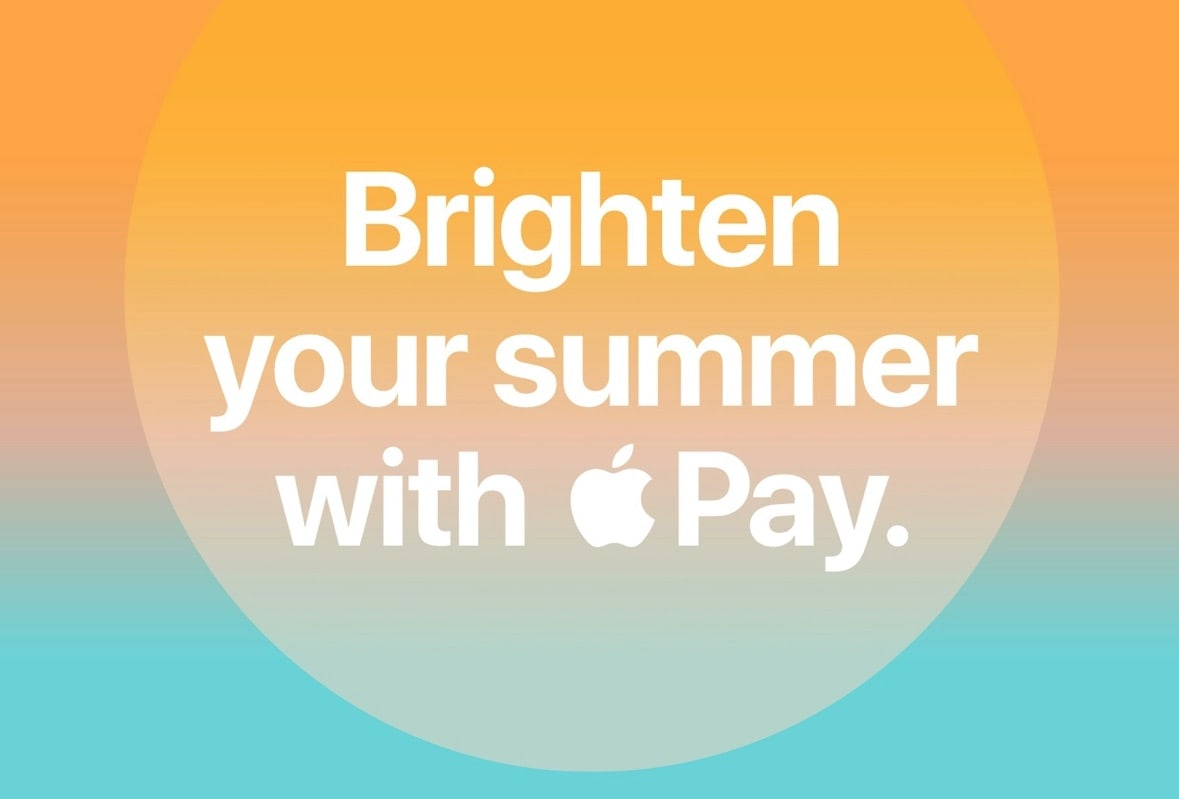 Apple Pay summer deals