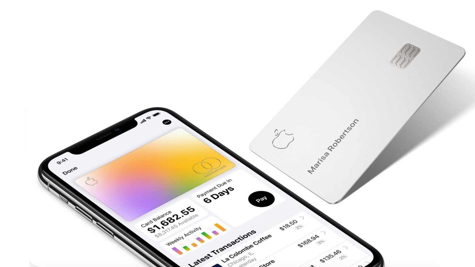 Apple Card works hand-in-hand with iPhone