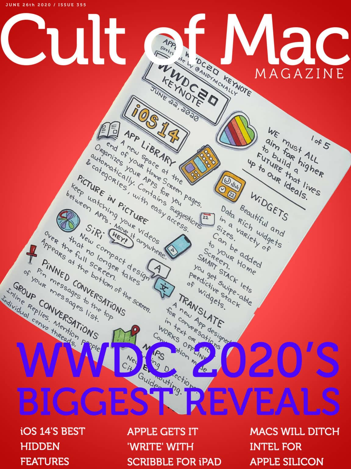 Relive WWDC 2020's biggest moments.
