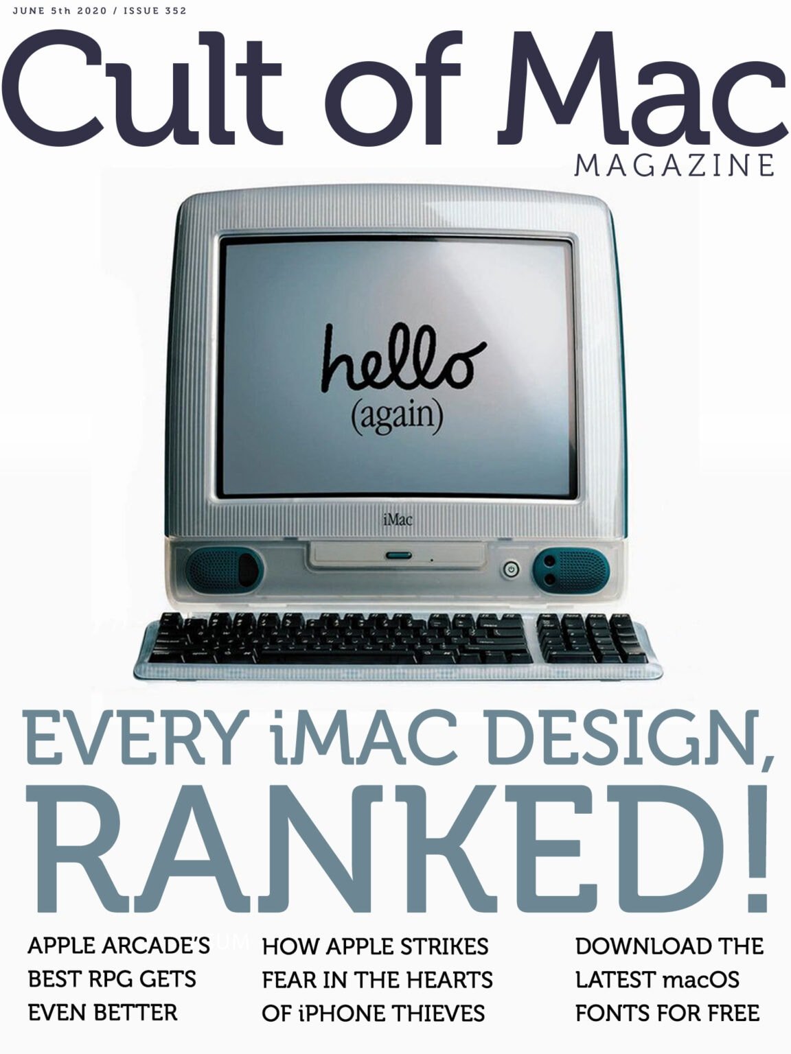 Every iMac design ranked.
