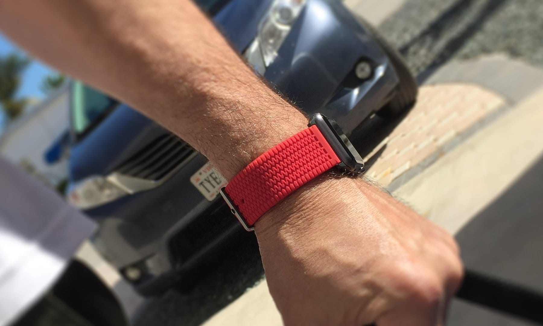 Carterjett bands for Apple Watch.