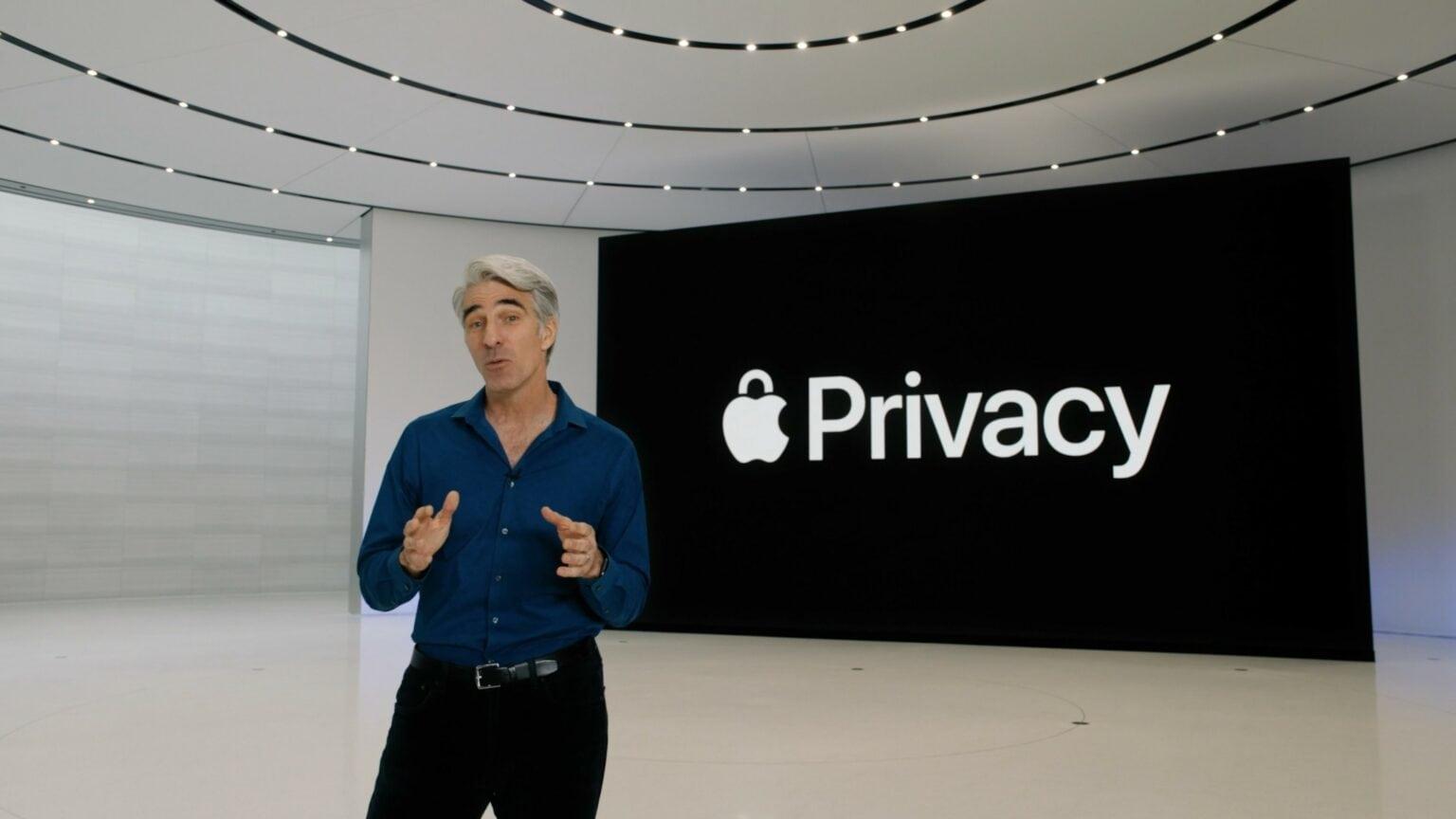 privacy WWDC