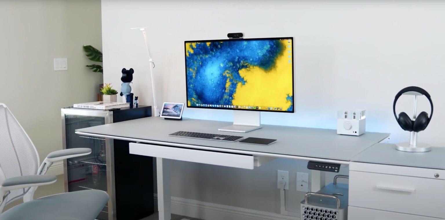 iMac Pro Setup