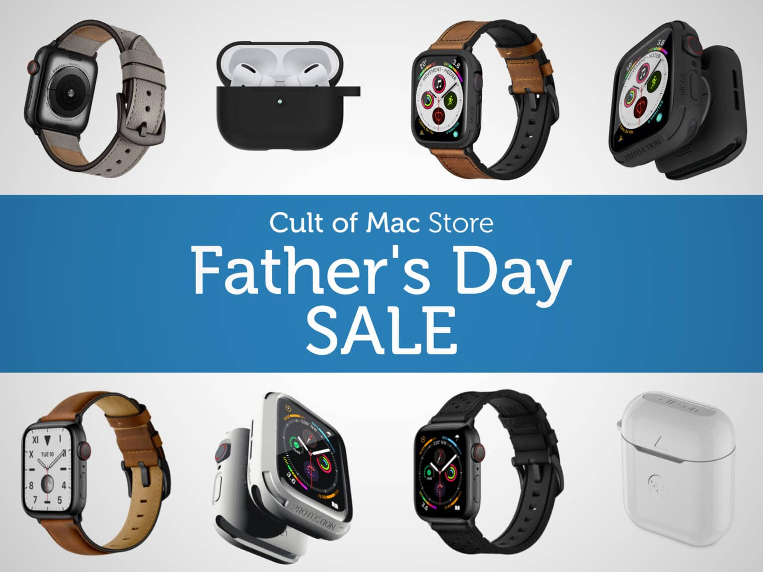 Cult of Mac Store Father's Day sale